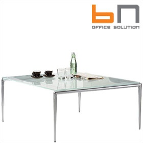 BN Classic Glass Coffee Table £286 - Reception Furniture
