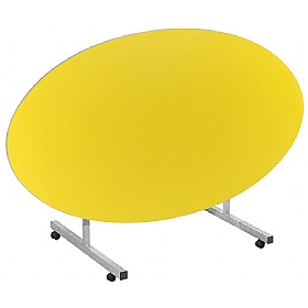 Oval Tilt Top Tables £0 - Education Furniture