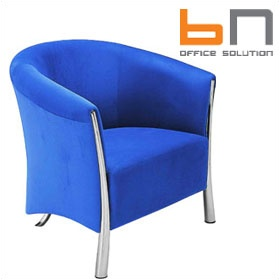 BN Cello Fabric Armchair £744 - Reception Furniture