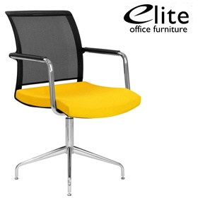 Elite Moda Mesh Back Swivel Chair £305 - Office Chairs