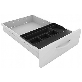 Elite Advance System Pedestal Stationery Tray £36 - Office Desks