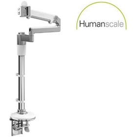 Humanscale M/Flex Single Monitor Arms £0 - Office Furnishings