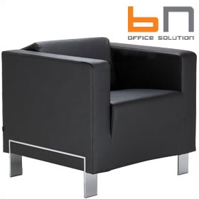 BN Studio Leather Armchair £623 - Reception Furniture