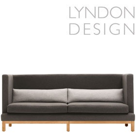 Lyndon Design Arthur Large Sofa £1809 - Reception Furniture