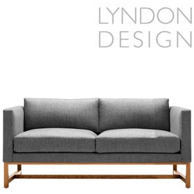 Lyndon Design Orten 2 Seater Sofa £1796 - Reception Furniture