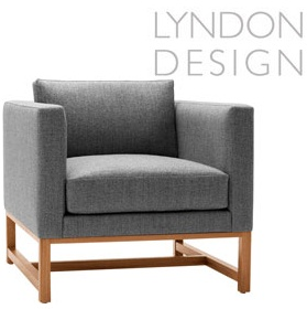 Lyndon Design Orten Armchair £1084 - Reception Furniture