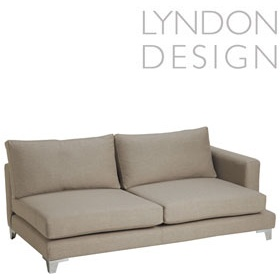 Lyndon Design Olivia Large Single Arm Sofa £1738 - Reception Furniture