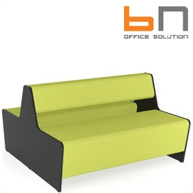 BN Magnes II Seating Modules Double Sided £513 - Reception Furniture