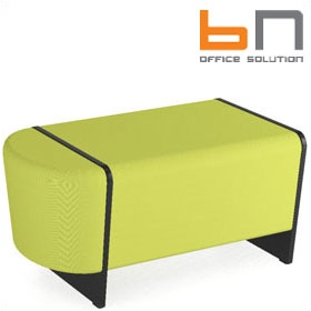 BN Magnes II Modular Seating - End Pieces £304 - Reception Furniture