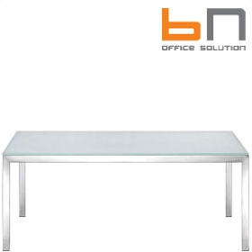 BN Tutti Glass Rectangular Coffee Table £306 - Reception Furniture