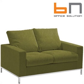 BN Concerto Luxury Suede Sofa £2381 - Reception Furniture