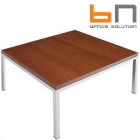 BN Concerto Wooden Square Coffee Table £161 - Reception Furniture