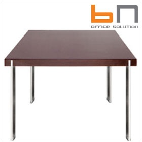bn quattro wooden square coffee table 376 reception furniture