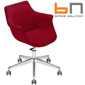 BN Kaika Fabric Task Chair £338 - Office Chairs