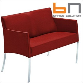 BN Tutti Luxury Suede Sofa £1253 - Reception Furniture