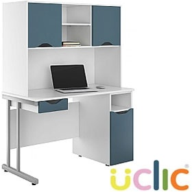 NEXT DAY Create Kaleidoscope Combination Desks £400 -
