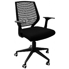 Drive Operator Chair Black £74 - Office Chairs