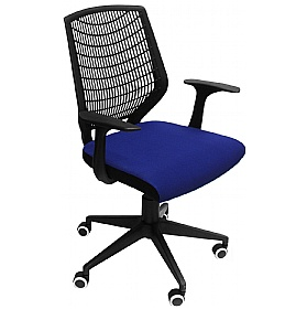 Drive Operator Chair Blue £74 - Office Chairs