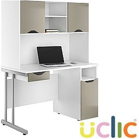 NEXT DAY Create Reflections Combination Desks