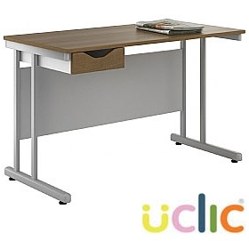 NEXT DAY Create Sylvan Single Drawer Desks £98 - Next Day Office Furniture