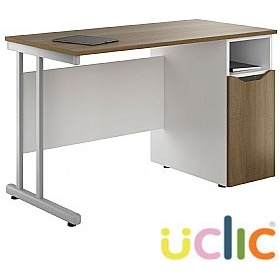 NEXT DAY Create Sylvan Pedestal Desks £158 - Next Day Office Furniture