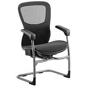 Raptor Full Mesh Cantilever Chair £309 - Office Chairs
