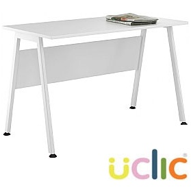 NEXT DAY Aspire Reflections Desks £98 - Next Day Office Furniture