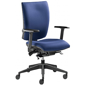 Lyra Fabric Operator Chair £242 - Office Chairs