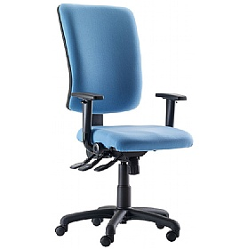 Fairway High Back Operator Chair £126 - Office Chairs