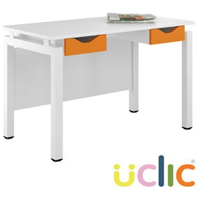 NEXT DAY Engage Kaleidoscope Double Drawer Desks £197 - Next Day Office Furniture