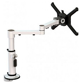 X-Stream Dual Beam Boomerang Tablet Arm £0 - Office Furnishings