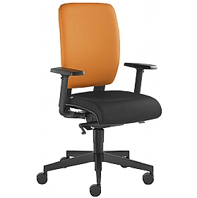 Tango Fabric Operator Chair £302 - Office Chairs