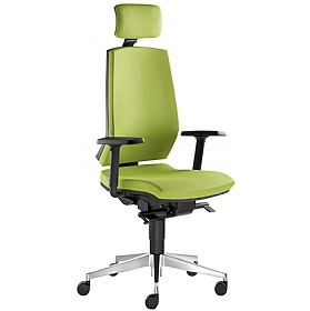 Stream Fabric Executive Chair £334 - Office Chairs