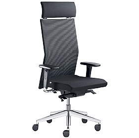 Web Fabric & Mesh Executive Chair £403 - Office Chairs