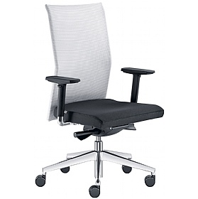 Web Fabric & Mesh Operator Chair £302 - Office Chairs