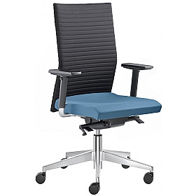 Element Strip Operator Chair £362 - Office Chairs