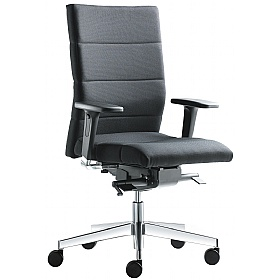 Laser Fabric Operator Chair £379 - Office Chairs