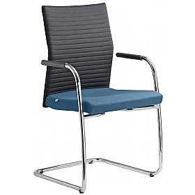 Element Strip Cantilever Conference Chair £369 - Office Chairs
