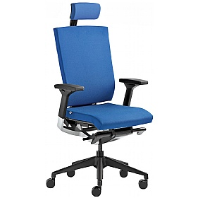 Active Fabric Executive Chair £485 - Office Chairs