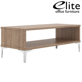 Elite Evo Large Rectangular Coffee Table £298 - Reception Furniture