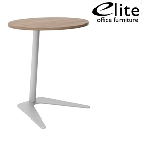 Elite Luna Oval Laptop Table £250 - Computer Desks