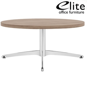Elite Cascara Round Coffee Table £328 - Reception Furniture