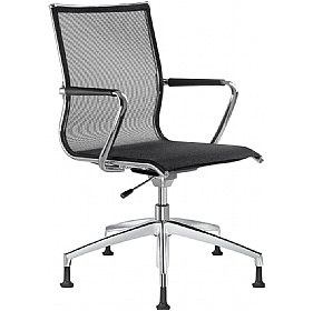 Pluto Mesh Swivel Conference Chairs £694 - Office Chairs