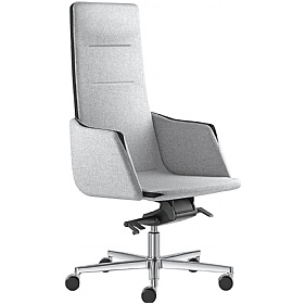 Harmony Fully Upholstered Fabric Executive Chairs £668 - Office Chairs