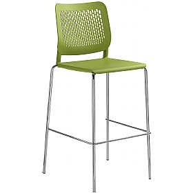 Time Plastic Tall Bistro/Bar Stools £174 - Bistro Furniture