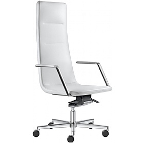 Harmony Leather Executive Chairs £556 - Office Chairs