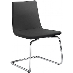 Harmony Pure Fabric Cantilever Conference Chair £390 - Office Chairs