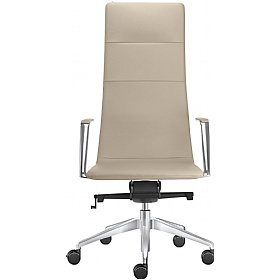 Harmony Pure Leather Executive Chairs £462 - Office Chairs