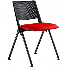 Go! Padded Stackable Conference Chairs £100 - Office Chairs