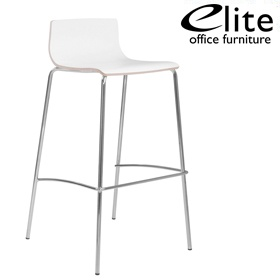 Elite Multiply 4 Leg Bar Stool £141 - Bistro Furniture